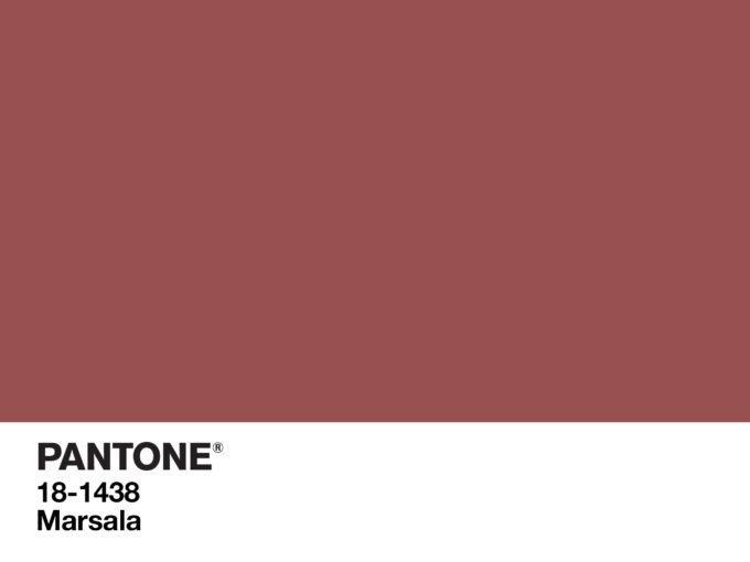 pantone marsala 2015